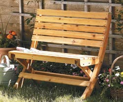 The Tool Crib 52 Outdoor Bench Plans Mega Guide To