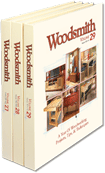 Woodsmith Hardcover Volumes