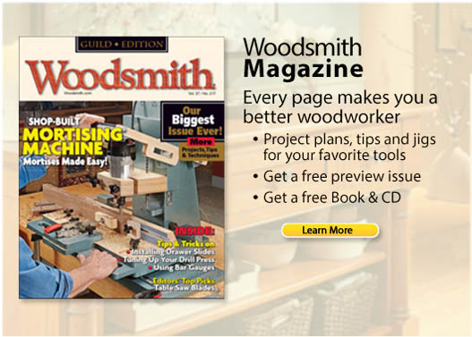 Free Woodworking Magazines And Books | Woodworker Magazine