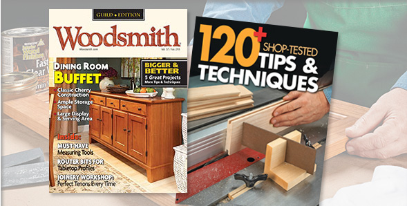 Get A Free Preview of Woodsmith Guild Edition Magazine!