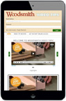 Woodsmith Video Tips Online