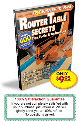 Router Table Secrets book image