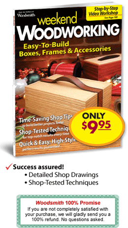 Weekend Woodworking Vol. 3 book image