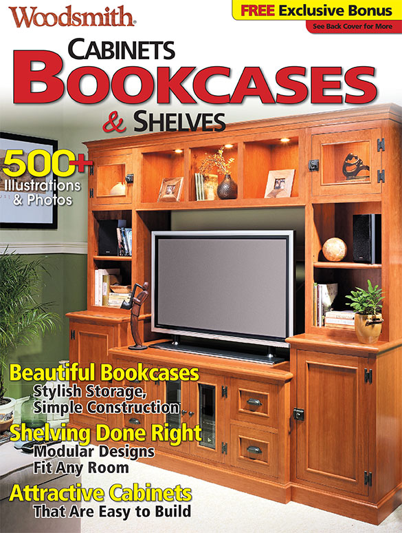 Cabinets, Bookcases & Shelves Cover