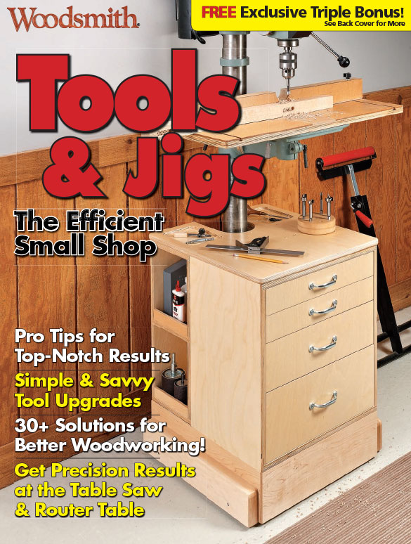 Tools & Jigs, Vol. 3 Cover