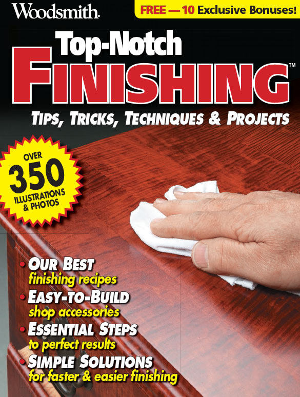 Top-Notch Finishing Cover