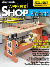 Weekend Shop Projects Cover