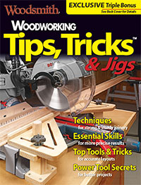 Tips, Tricks & Jigs Cover
