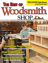 The Best of Woodsmith Shop Cover