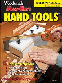 Must-Have Hand Tools Cover