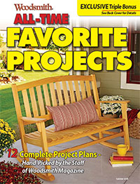 All-Time Favorite Projects Cover