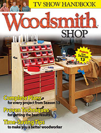 The Woodsmith Shop Handbook, Season 13 Cover