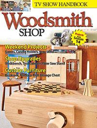 The Woodsmith Shop Handbook, Season 14 Cover