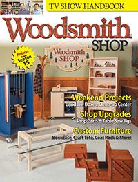 Woodsmith Shop Handbook Season 15 Cover