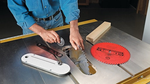 Buying Guide for Table Saw Blades