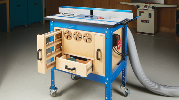 My Favorite Tool: Router Table