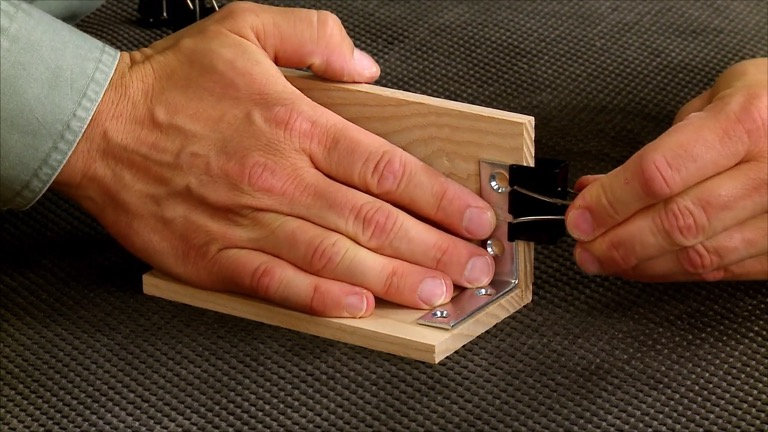 Small Clamping Squares