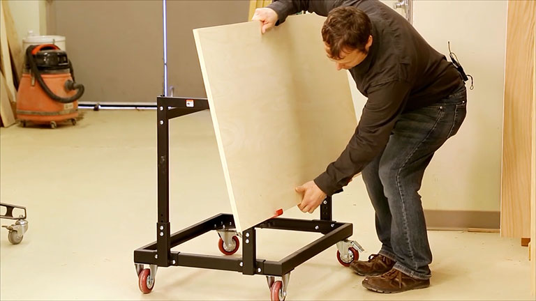 Plywood Movers