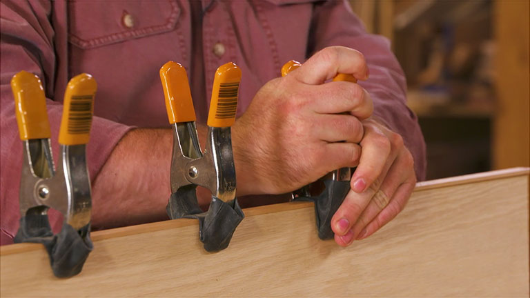 Plywood Edge Clamps