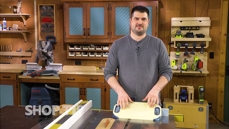 Chopped-Up Cutting Board