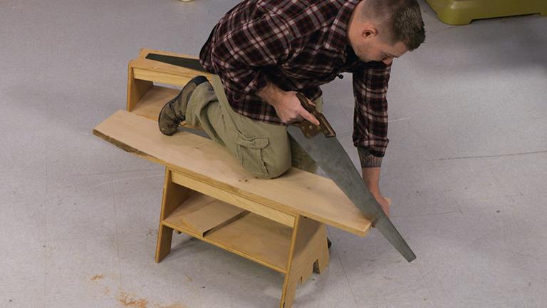 Handsaw Technique