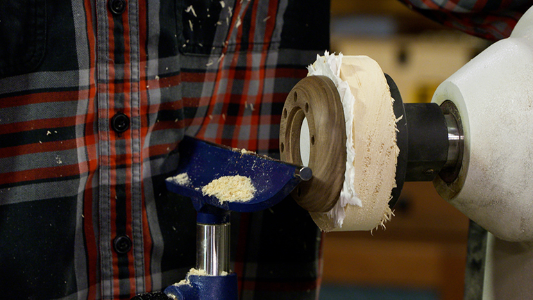 Making a Jam Chuck for the Lathe